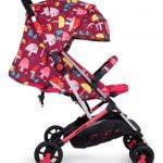 Buggies & Strollers Woosh 2 Mushroom Magic Pitter Patter Baby NI 3