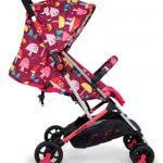 Buggies & Strollers Woosh 2 Mushroom Magic Pitter Patter Baby NI 5