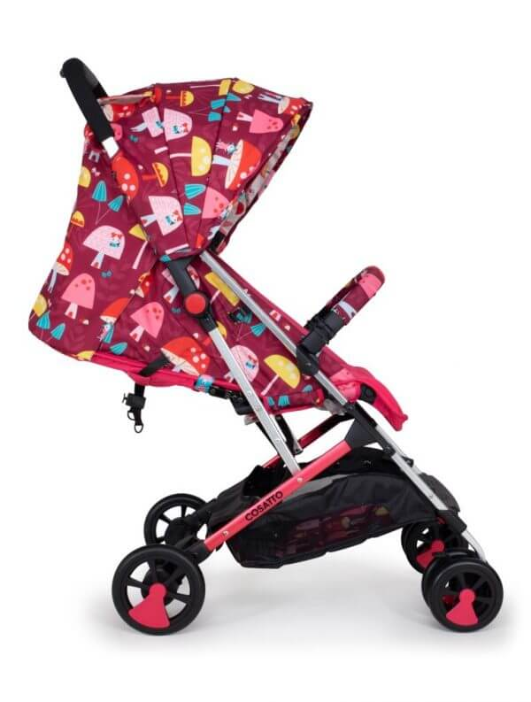 Buggies & Strollers Woosh 2 Mushroom Magic Pitter Patter Baby NI 7