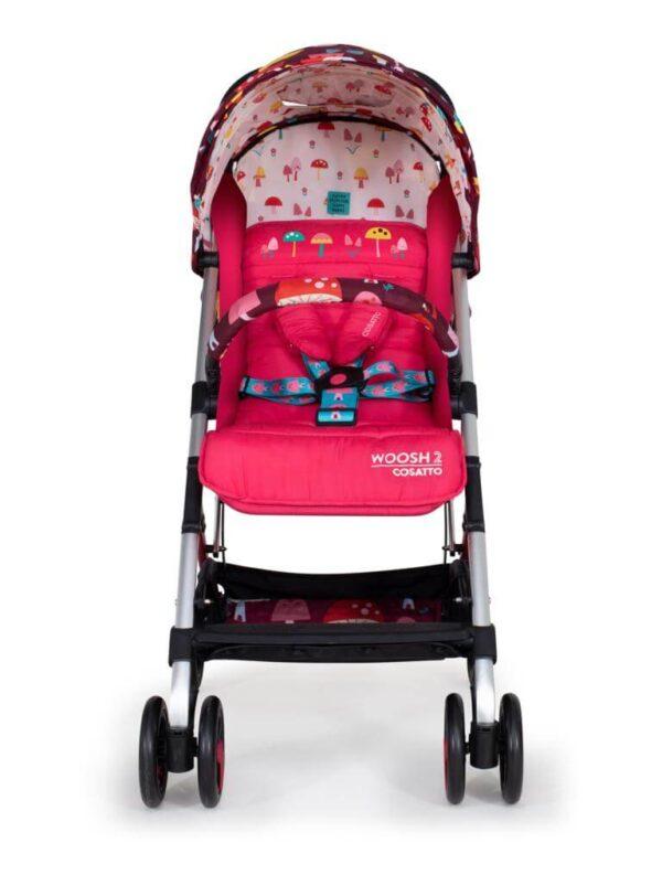 Buggies & Strollers Woosh 2 Mushroom Magic Pitter Patter Baby NI 9