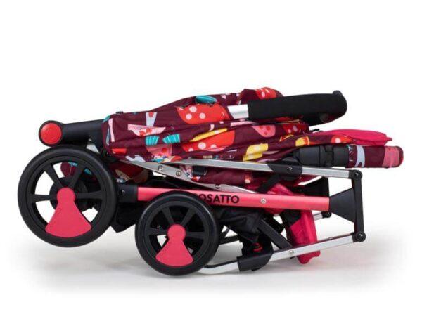 Buggies & Strollers Woosh 2 Mushroom Magic Pitter Patter Baby NI 10