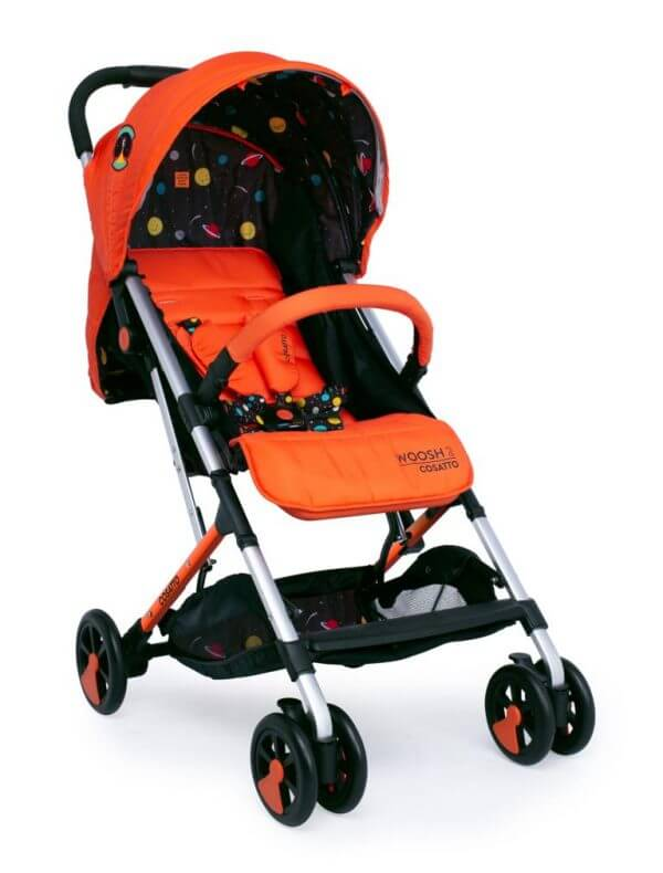 Buggies & Strollers Woosh 2 Stroller Spaceman Pitter Patter Baby NI 4