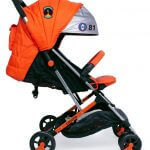 Buggies & Strollers Woosh 2 Stroller Spaceman Pitter Patter Baby NI 5