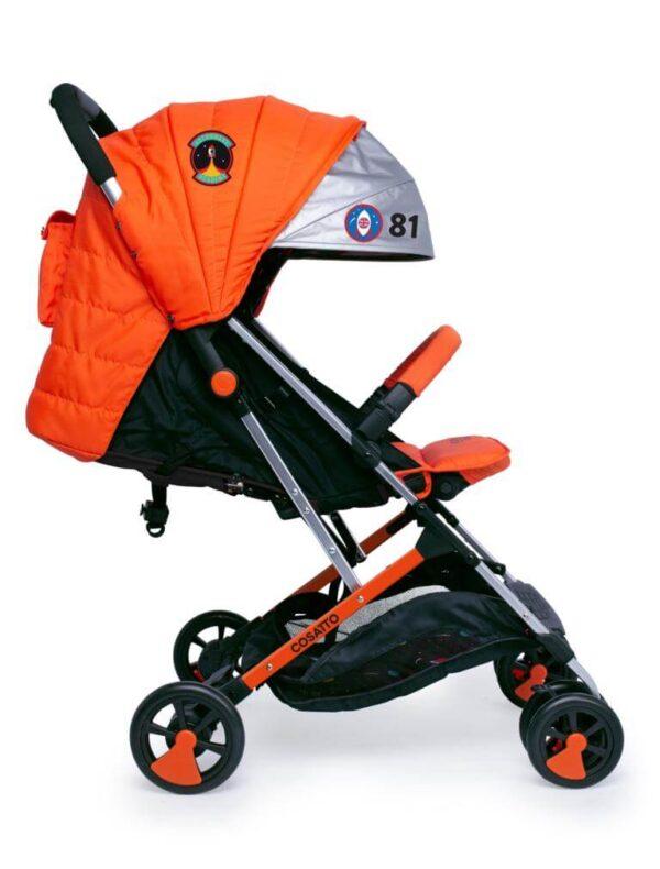 Buggies & Strollers Woosh 2 Stroller Spaceman Pitter Patter Baby NI 7