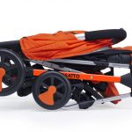 Buggies & Strollers Woosh 2 Stroller Spaceman Pitter Patter Baby NI 6