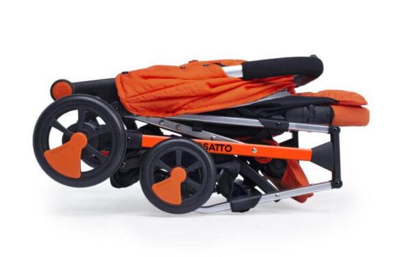 Buggies & Strollers Woosh 2 Stroller Spaceman Pitter Patter Baby NI 8
