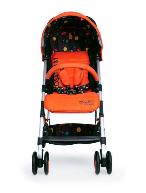 Buggies & Strollers Woosh 2 Stroller Spaceman Pitter Patter Baby NI 10