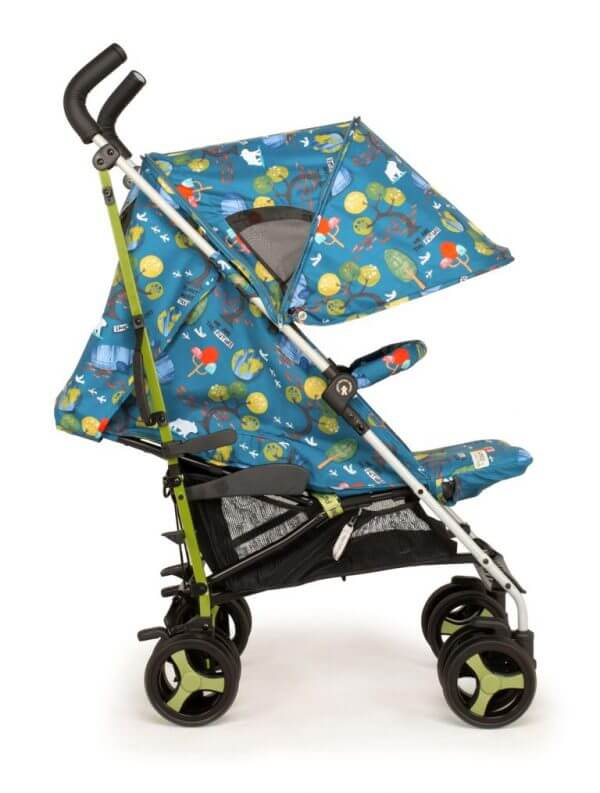 Buggies & Strollers Supa 3 Stroller One World Pitter Patter Baby NI 13