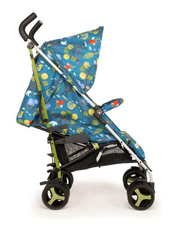 Buggies & Strollers Supa 3 Stroller One World Pitter Patter Baby NI 7