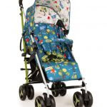 Buggies & Strollers Supa 3 Stroller One World Pitter Patter Baby NI 6