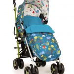 Buggies & Strollers Supa 3 Stroller One World Pitter Patter Baby NI 2
