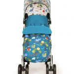 Buggies & Strollers Supa 3 Stroller One World Pitter Patter Baby NI 4