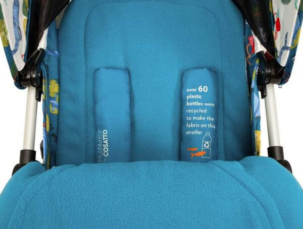 Buggies & Strollers Supa 3 Stroller One World Pitter Patter Baby NI 12