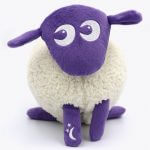 Baby Gifts ewan deluxe dream sheep Pitter Patter Baby NI 2