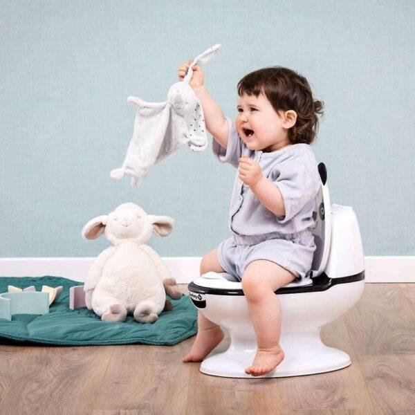 Potty Training Safety 1st Mini Size Toilet Pitter Patter Baby NI 7
