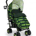 Buggies & Strollers Supa 3 Crocodile Smiles Pitter Patter Baby NI 5