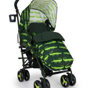 Buggies & Strollers Supa 3 Crocodile Smiles Pitter Patter Baby NI 2