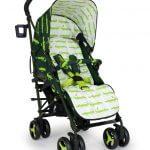 Buggies & Strollers Supa 3 Crocodile Smiles Pitter Patter Baby NI 7