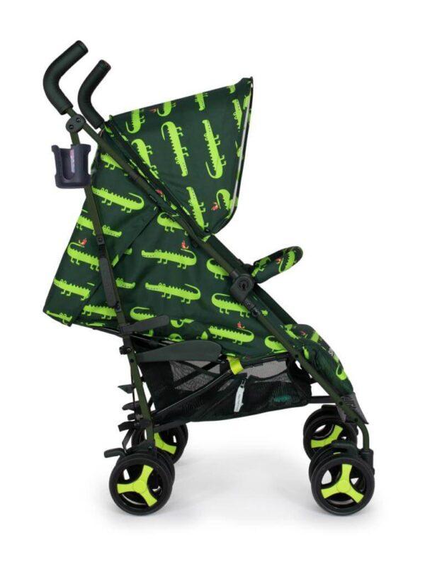 Buggies & Strollers Supa 3 Crocodile Smiles Pitter Patter Baby NI 10