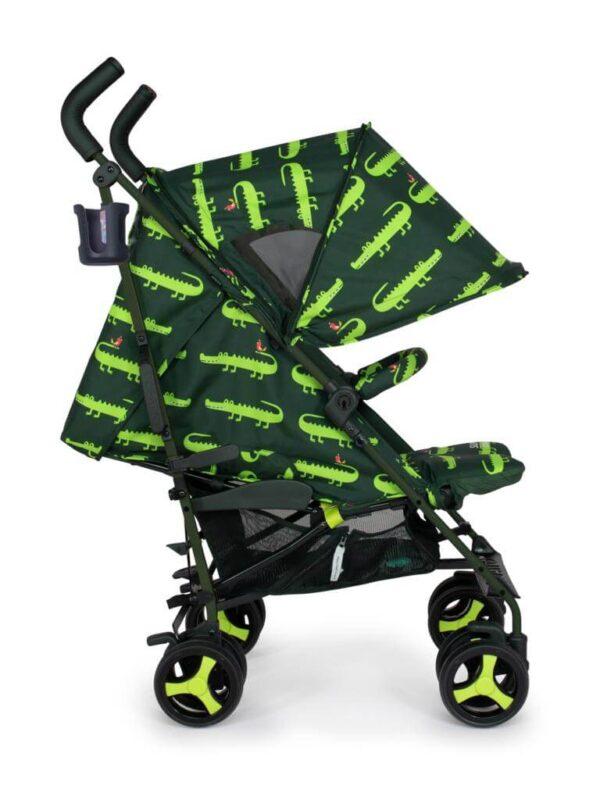 Buggies & Strollers Supa 3 Crocodile Smiles Pitter Patter Baby NI 11