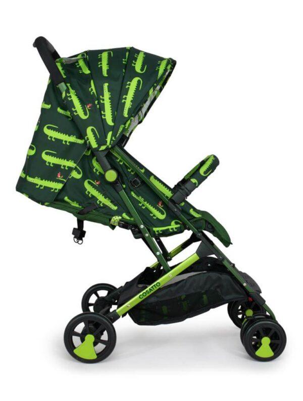 Buggies & Strollers Woosh 2 Crocodile Smiles Pitter Patter Baby NI 6