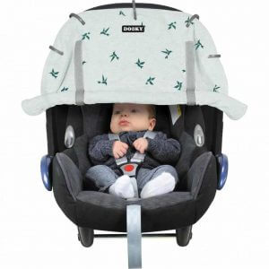 Accessories & Footmuffs Dooky sun shades Pitter Patter Baby NI