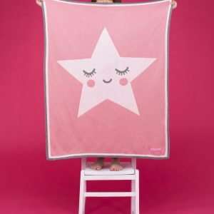 Blankets & Sleeping Bags Cosatto Happy Star Blanket Pitter Patter Baby NI