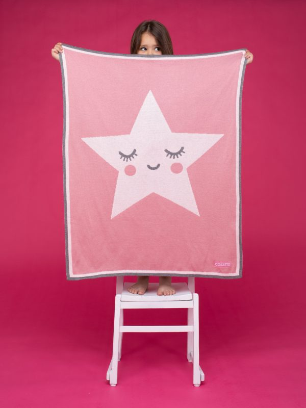 Blankets & Sleeping Bags Cosatto Happy Star Blanket Pitter Patter Baby NI 4