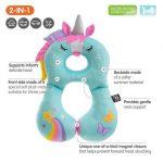 Carseat Accessories & Isofix Bases Benbat Unicorn Headrest (1-4Years) Pitter Patter Baby NI 4