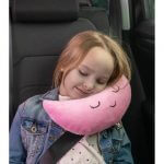 Carseat Accessories & Isofix Bases Benbat Mooni Seat Belt Head Support – Pink Pitter Patter Baby NI 6
