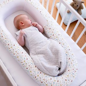 Baby sleep pods Purflo Sleep Tight Baby Bed Pitter Patter Baby NI