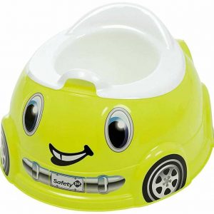 Potty Training Safety 1st Fast and Finished Lime Potty Pitter Patter Baby NI