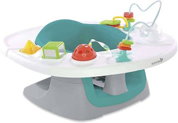 Dolls Prams & Dolls Summer Infant 4 In 1 Super Seat Neutral Pitter Patter Baby NI 4
