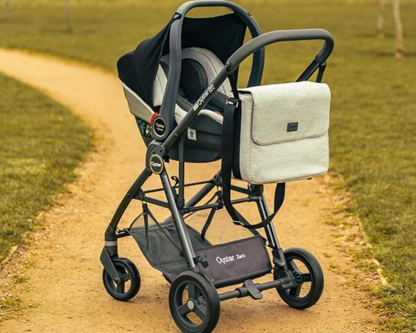 Travel Systems Oyster Zero Gravity Pitter Patter Baby NI 6