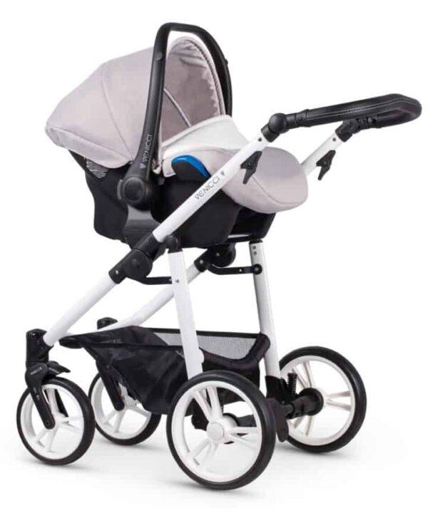 Travel Systems Venicci Pure 2.0 Vanilla Pitter Patter Baby NI 6