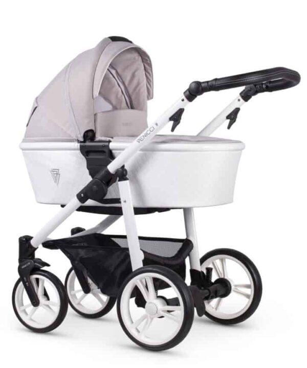 Travel Systems Venicci Pure 2.0 Vanilla Pitter Patter Baby NI 7
