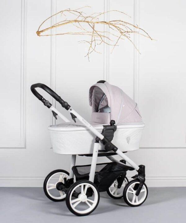 Travel Systems Venicci Pure 2.0 Vanilla Pitter Patter Baby NI 4