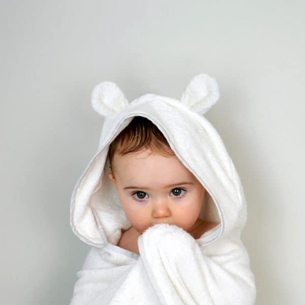 Hooded Towels Wearable Baby Towel Pitter Patter Baby NI 3