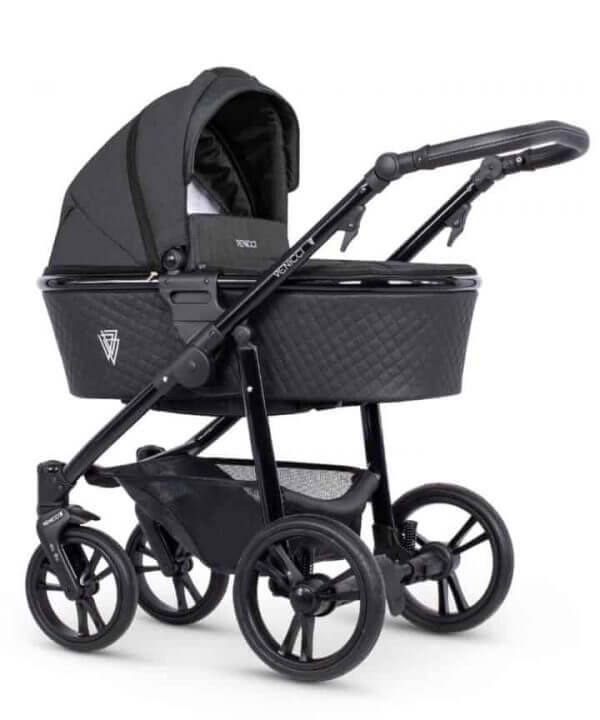 Travel Systems Venicci Shadow 2.0 Charcoal Pitter Patter Baby NI 4