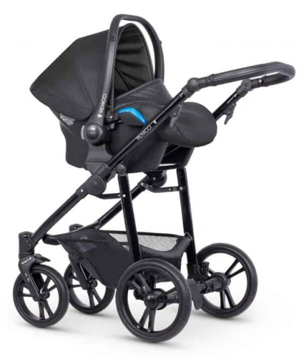 Travel Systems Venicci Shadow 2.0 Charcoal Pitter Patter Baby NI 7