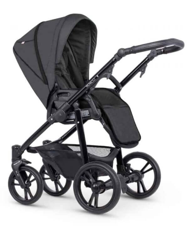 Travel Systems Venicci Shadow 2.0 Charcoal Pitter Patter Baby NI 8