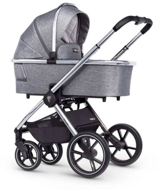 Travel Systems Venicci Tinum 2.0 Rock Graphite Pitter Patter Baby NI 4