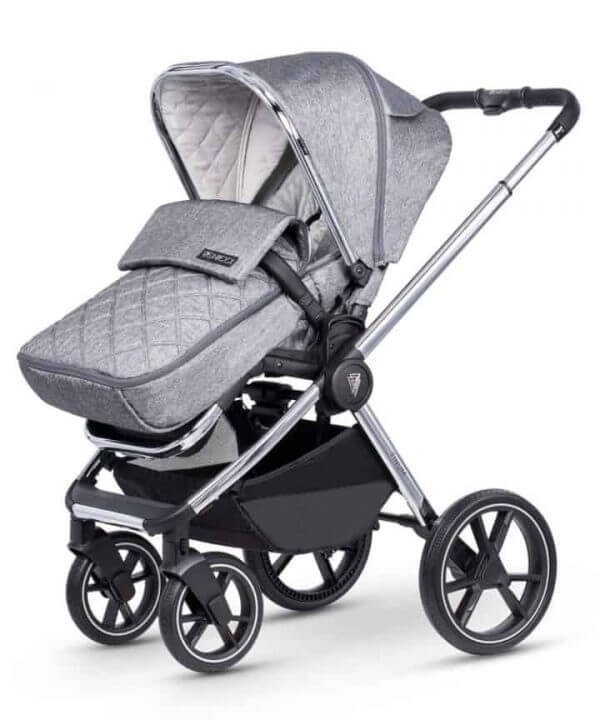 Travel Systems Venicci Tinum 2.0 Rock Graphite Pitter Patter Baby NI 9