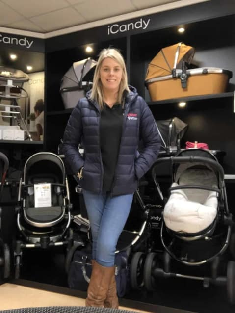 Clare Pitter Patter Larne Pushchair Strollers Buggies